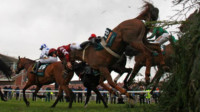 Horse Racing - Changes for Grand National but field stays at 40