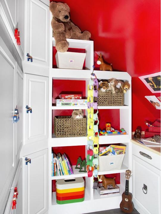 Mix and Match Storage