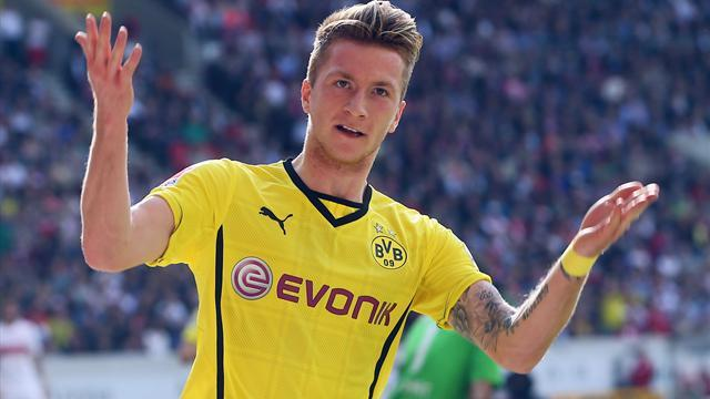 Premier League - Paper Round: Reus dreams of United move