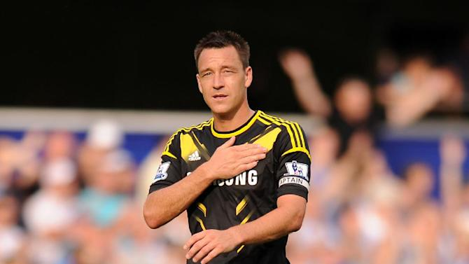 Chelsea's John Terry should be fit to face Juventus