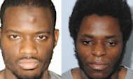 Two men who killed soldier Lee Rigby on a South London street are starting prison sentences for his murder. Michael Adebolajo will serve a whole life tariff, Michael Adebowale will serve a minimum of 45 years. Sky's Mark White reports.