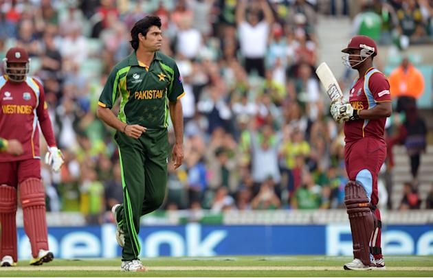 Champions Trophy: Pakistan vs West Indies