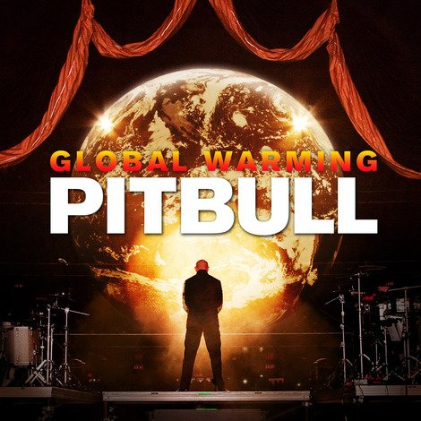 Pitbull's Global Warming album cover