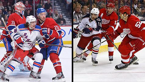 What We Learned (NHL): Montreal Canadiens vs. New York Rangers, and Columbus Blue Jackets vs. Detroit Red Wings
