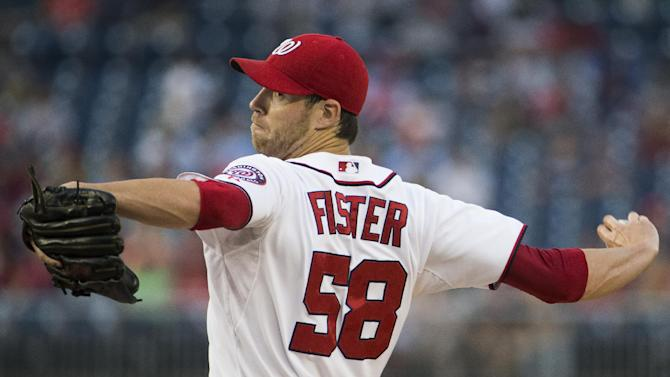 Fister has skin cancer removed, says he's OK