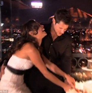 nick lachey and vanessa minnillo wedding