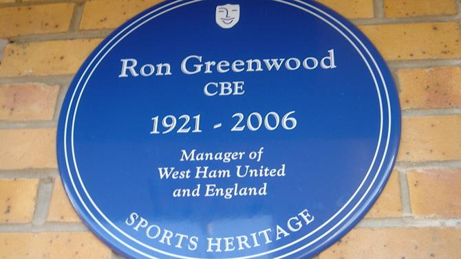 Ron Greenwood (1977 - 1982)