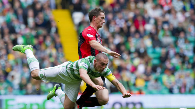 Soccer - Scottish Premiership - Celtic v St Johnstone - Celtic Park