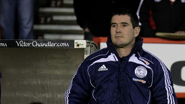 Football - Clough targets overdue cup run