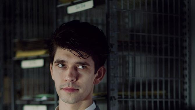 "Ben Whishaw stars as Freddie Lyon in ""The Hour."""
