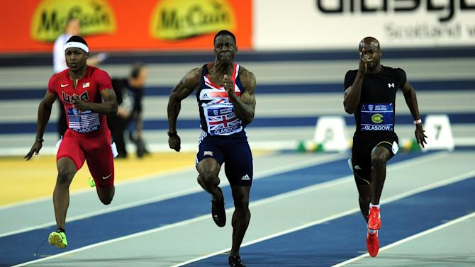 British Athletics International Match