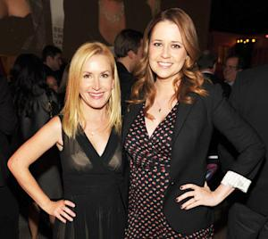 """Jenna Fischer, Angela Kinsey Are """"Very Emotional"""" Over The Office Ending"""