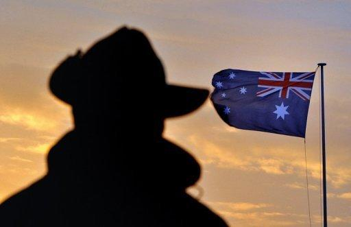 Photo illustration. The Australian government says it will make a parliamentary apology to victims of abuse in the military and set up a compensation fund after allegations of rape and sexual assault.