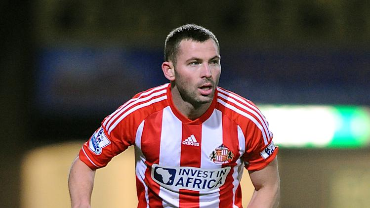 Soccer - Phil Bardsley File Photo
