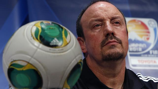 Premier League - Benitez: All I can do is win