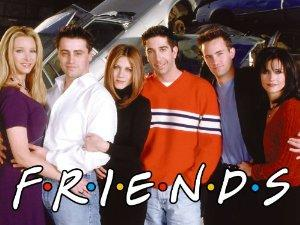 Friends First Premiered