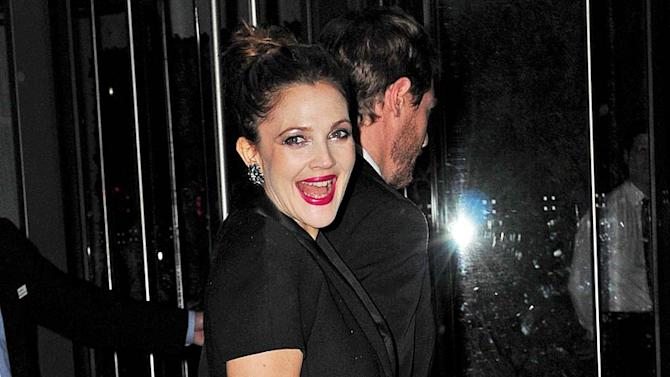 Drew Barrymore MOMA Benefit