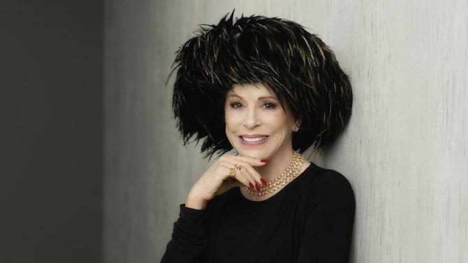 """Louise Sorel stars as Vivian Alamain on """"Days of Our Lives."""""""