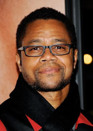 "FILE - In this April 18, 2012 file photo, actor Cuba Gooding Jr. attends the Tribeca Film Festival opening night premiere of ""The Five-Year Engagement"" at the Ziegfeld Theatre in New York.  Gooding Jr., Vanessa Williams and Condola Rashad will be joining Cicely Tyson in the play, ""The Trip to Bountiful."" Opening night is set for April 23, 2013. (AP Photo/Evan Agostini, File)"