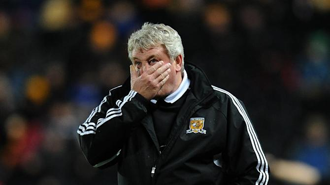 Steve Bruce is concerned by Hull's failure to take chances