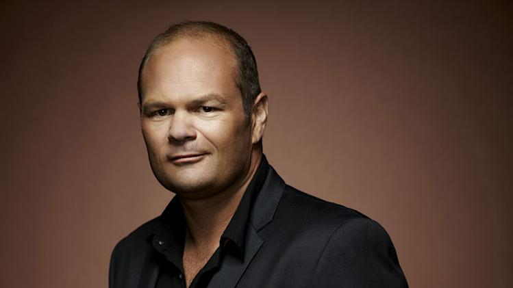 "Chris Bauer stars as Detective Andy Bellefleur in ""True Blood."""