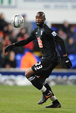 Abdoulaye Meite in action for West Brom