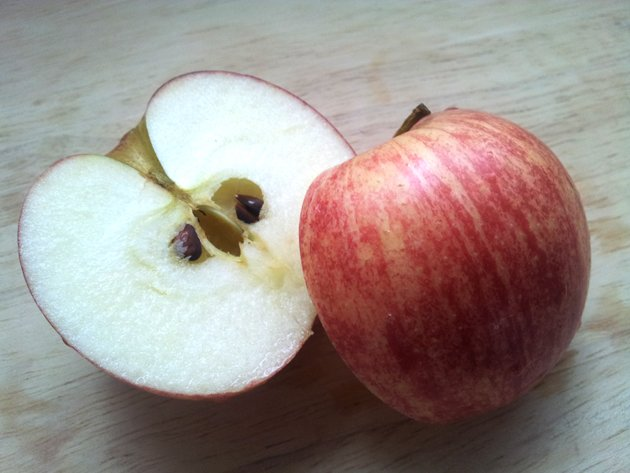 Cyanide poisoning from apple seeds?