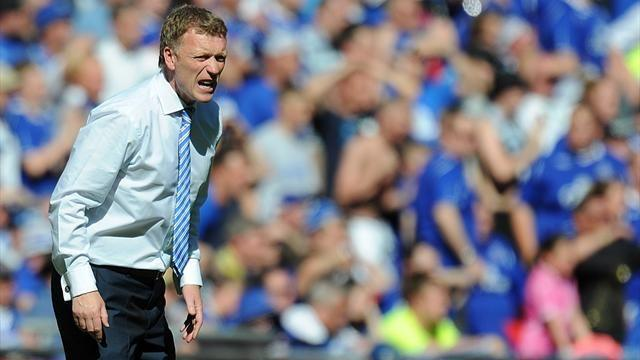 Premier League - Moyes to lead out United at Wembley on August 11