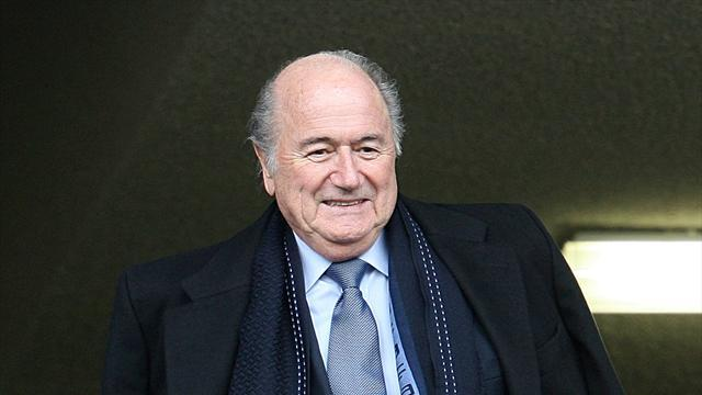 World Cup - Blatter wants qualifying play-offs abolished