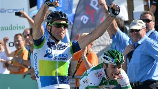 Cycling - Froome nears Romandie win as Albasini claims stage four