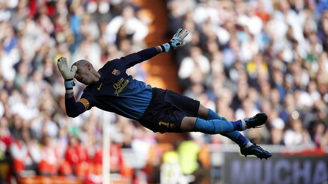 Liga - Victor Valdes: Have gloves, will travel