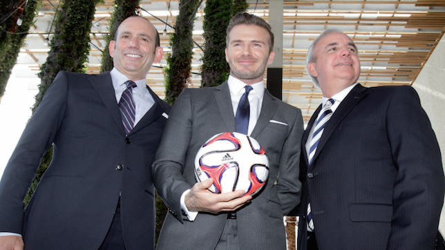 #360USA: David Beckham struggling to achieve his MLS plans in Miami