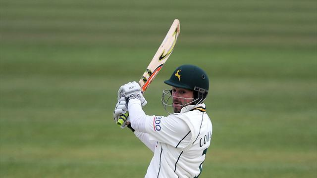 County - Cowan finds early form