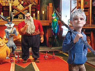 'Rise of the Guardians' Review: Magic, but You'd Better Believe in Santa Claus
