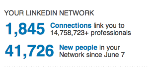 Size Matters. How To Measure Your LinkedIn Social Selling Success. image Screen Shot 2013 06 09 at 1.35.11 PM