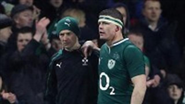 Six Nations - O'Driscoll starts in potential swansong