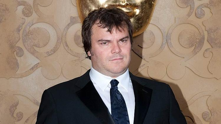 Jack Black BAFTA Brit Awards