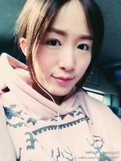 【娛樂星正妹】安然/勇敢的光頭美女
