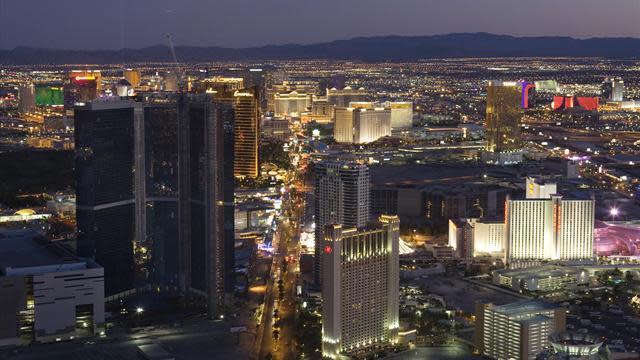 AFL player McCarthy found dead outside Las Vegas hotel