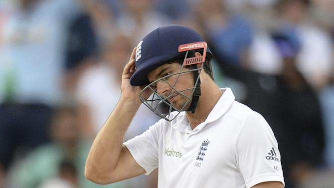Cricket - Defiant Cook will tough it out as England captain