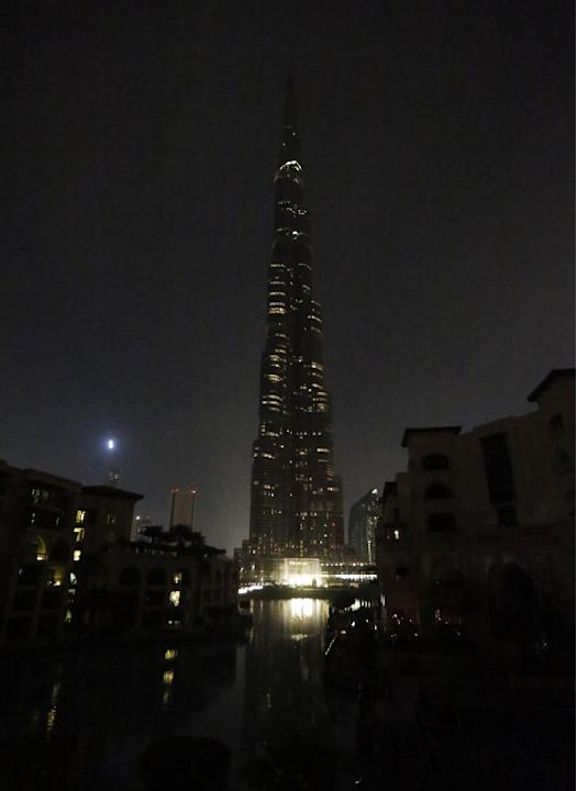 Earth Hour Dubai