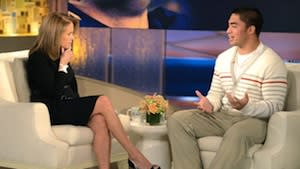 Manti Te'o to Katie Couric: I Knew About Hoax in December (Video)