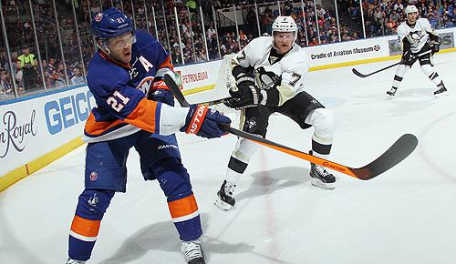 New York Islanders vs. Pittsburgh Penguins in 2013 NHL playoffs