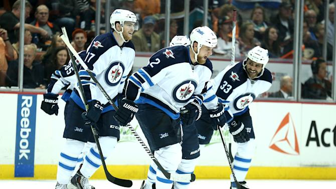 Winnipeg Jets v Anaheim Ducks - Game Two