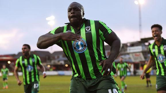 Hilarious Video Shows Footballer Adebayo Akinfenwa Failing Terribly on Battlefield 1