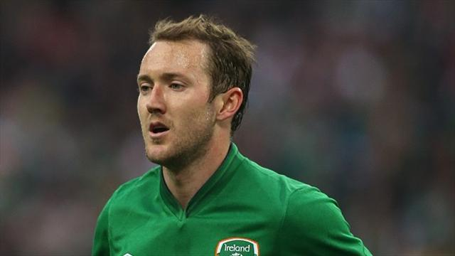 World Cup - McGeady and two more out for Ireland