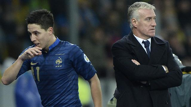 World Cup - France coach Deschamps sues Nasri's girlfriend over insult