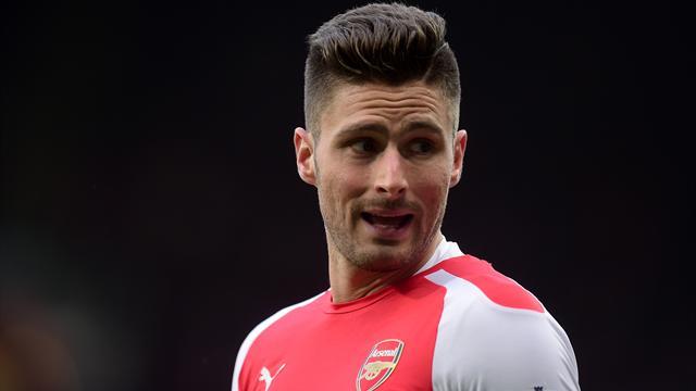 Olivier Giroud (Arsenal)