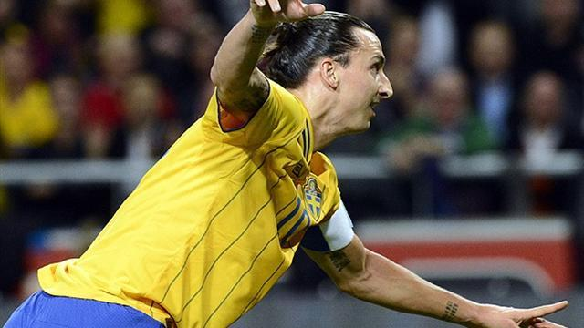 World Football - Messi, Ibra like video-game players, says Hamren