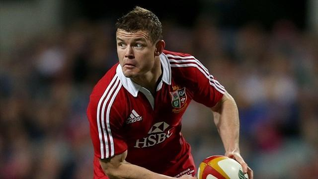 Lions Tour - Carling: No logic to O'Driscoll decision